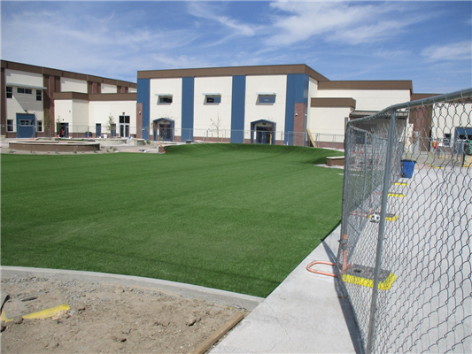 Need Turf at your School – Call Mile High Synthetic Turf